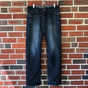 PPD Doheny Straight Jeans